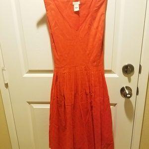 J. CREW cotton dress